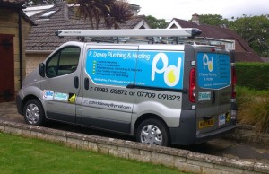 Isle of Wight Plumbers P Dewey