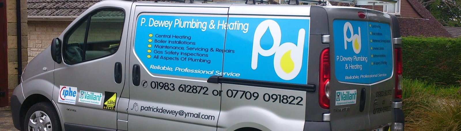 P Dewey Plumbing and Heating